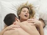 Woman Moan Partner Climax